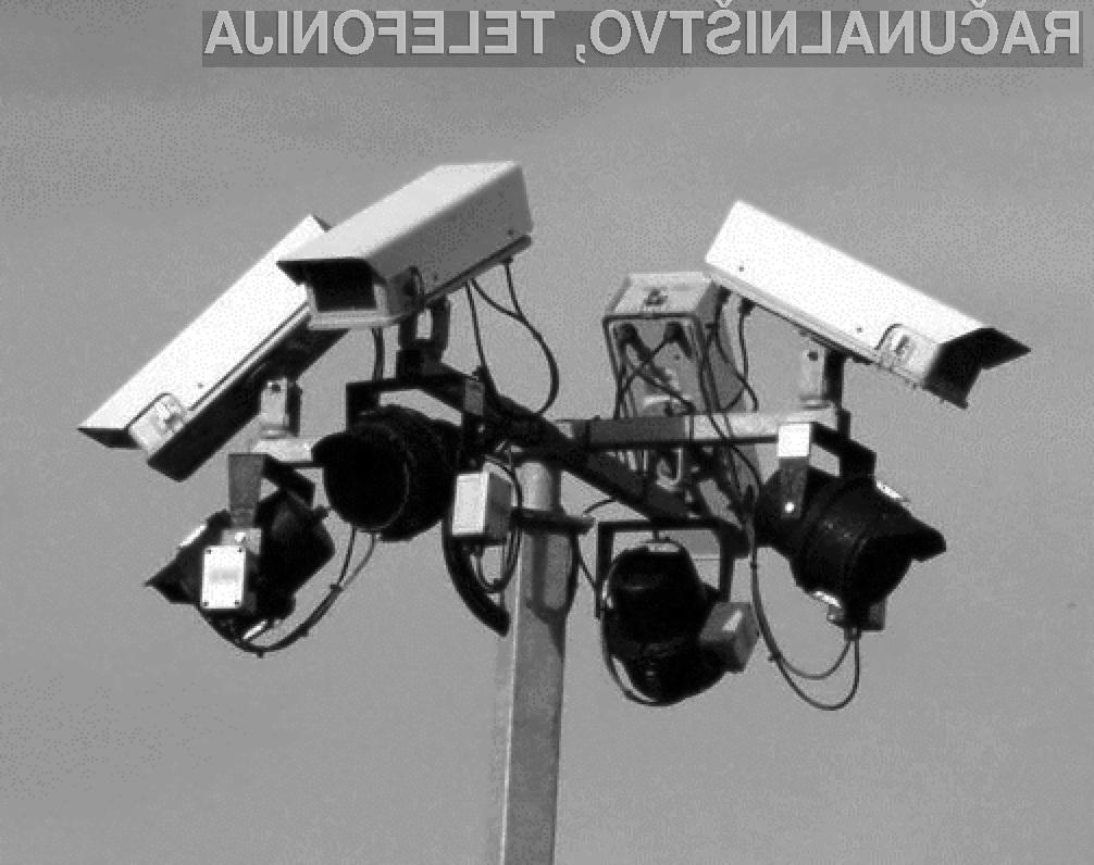 Videonadzorni sistemi postajajo strah in trepet nepridipravov.