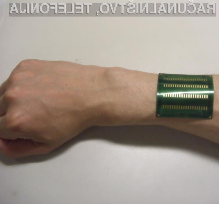 Polnilce baterij podjetja Fujitsu naj bi bilo mogoče vgraditi celo v oblačila.