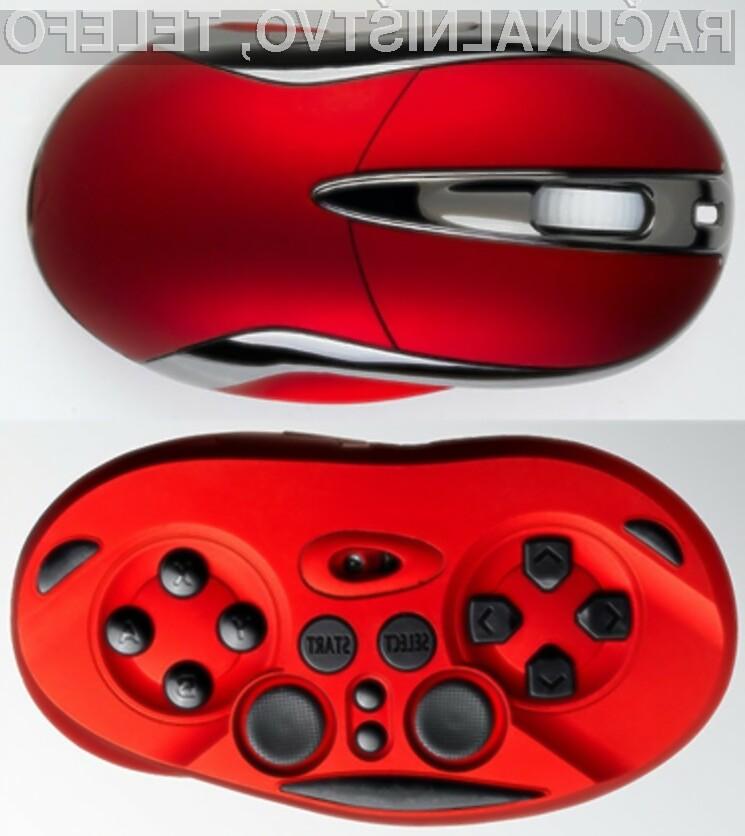 Računalniška miška Chameleon X-1 podjetja Shogun Bros je pisana na kožo igričarjem.
