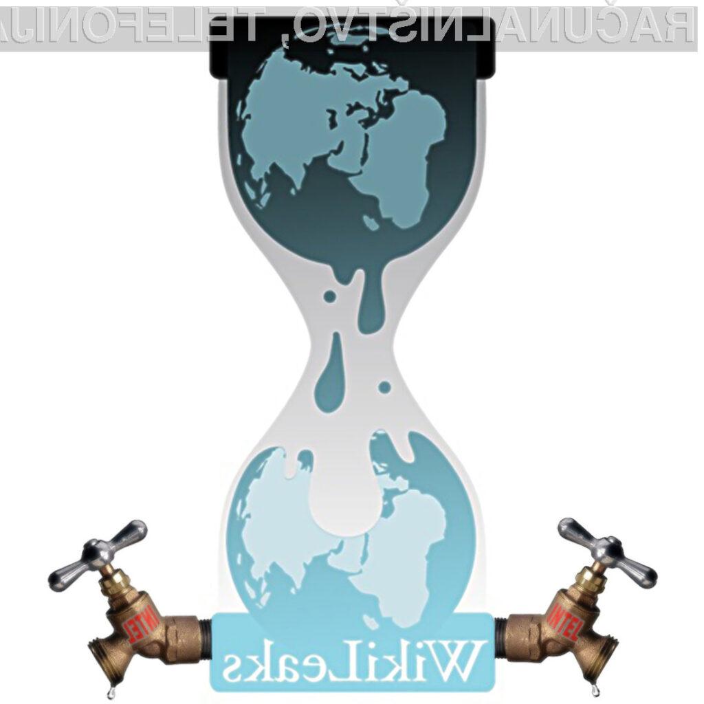 Spletna stran WikiLeaks je kljub svetovni gonji med spletnimi deskarji vse bolj priljubljena!
