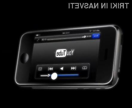 Kako prenesti video iz Youtube na iPhone