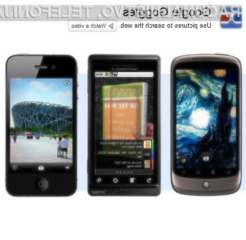 Novi spletni iskalnik Google Goggles je pisan na kožo ljubiteljem Sudoku številčnic.
