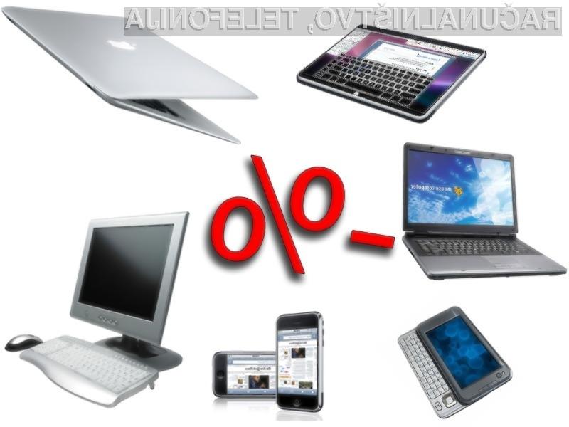 Kako kupiti najcenejše računalniške izdelke?