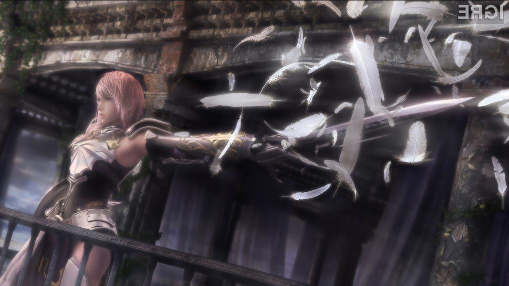 "Square Enix napovedal ""Final Fantasy XIII-2"""