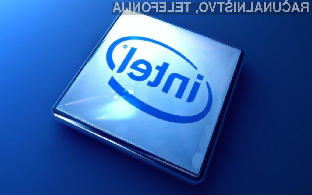 Intel si za leto 2011 obeta še boljše poslovne rezultate.