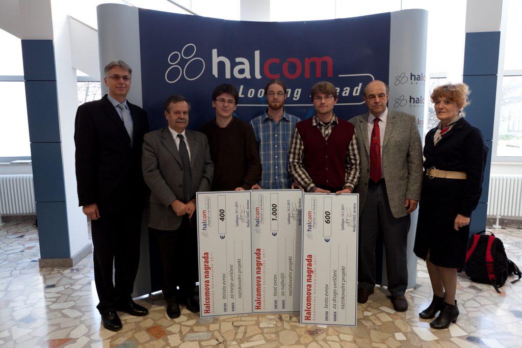 Halcom in FMF tudi letos v smeri prenosa znanja iz akademske sfere v gospodarstvo