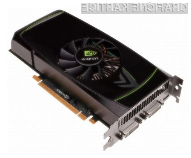 Grafična kartica GeForce GTX 560 bo onkraj luže naprodaj konec januarja.