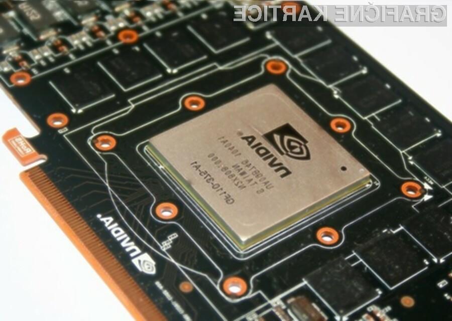 Zmogljivost grafične kartice Nvidia GeForce GTX 590 bo praktično nemogoče izkoristili v celoti!