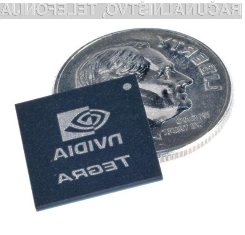 Štirijedrni procesorji Tegra 3 bodo preračunavali visokoločljive vsebine kot za stavo.