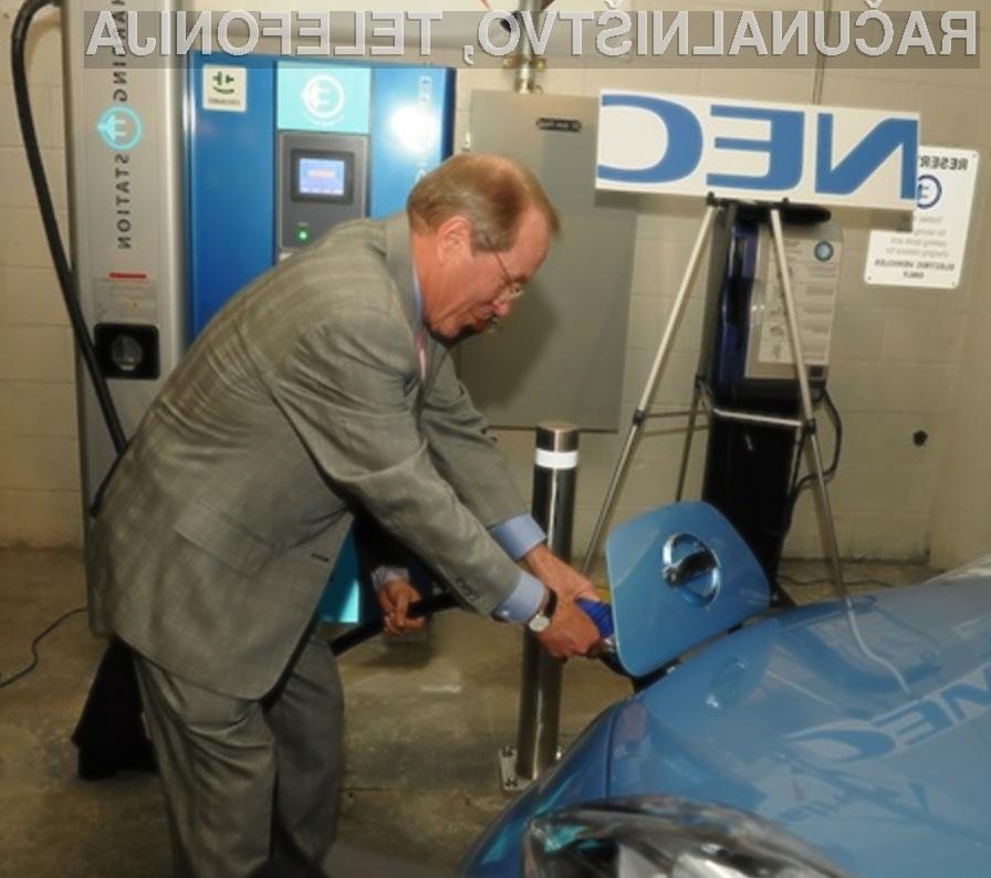 Hitre polnilne postaje CHAdeMO bodo zagotovo pospešile prodajo električnih avtomobilov.