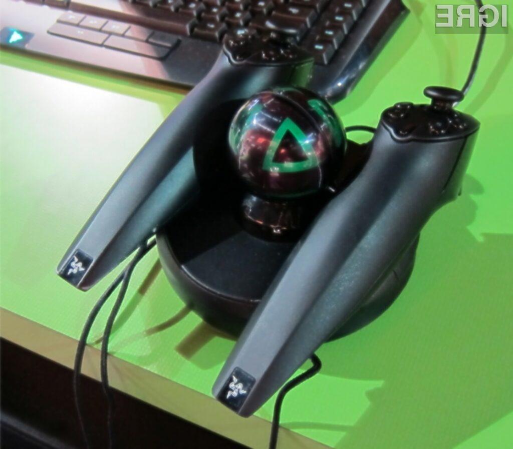 Igranje iger bo s krmilnim sistemom Razer Hydra Sixense zagotovo postalo še bolj zabavno!