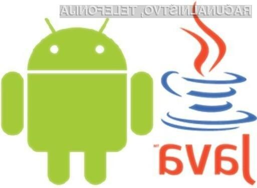 Android nezakonito kopira kodo iz Jave