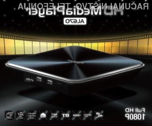 Apacer HD Media Player AL670