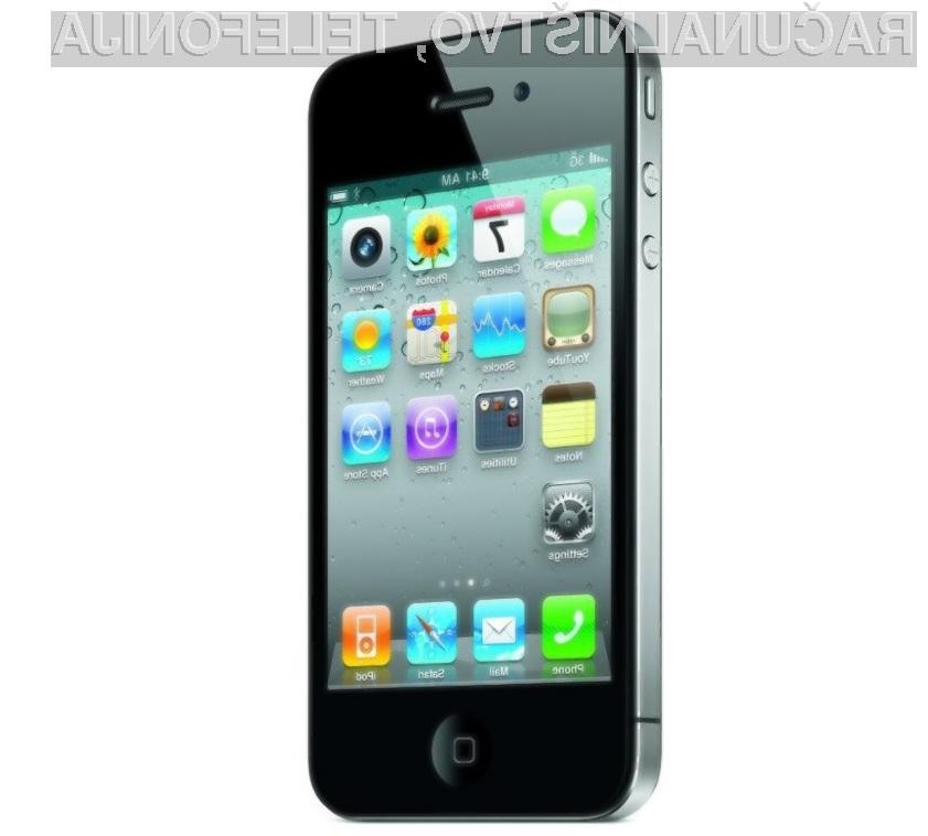 Mnogi uporabniki pametnega mobilnega telefona iPhone so zaradi napake prespali pomemben dogodek.
