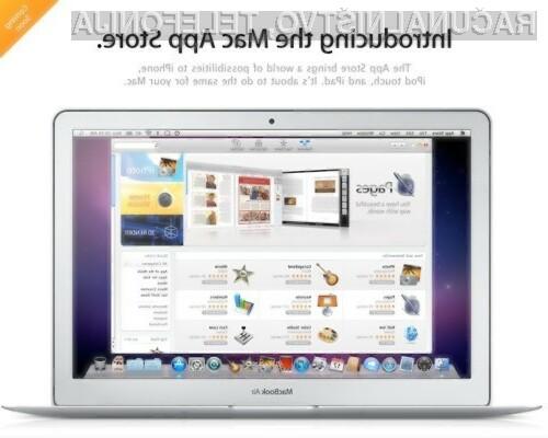 V samo 24 urah od starta Mac App Store-a so uporabniki uspeli nabavit več kot milijon kosov različne programske opreme.