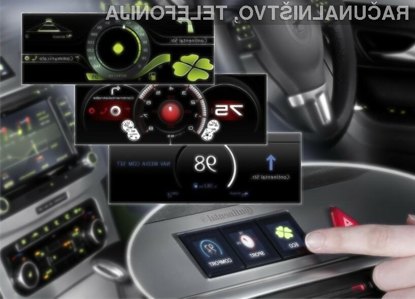 Nemška družba Continental je predstavila napredni sistem za avtomobile, ki temelji na operacijskem sistemu Android. Pa naj še kdo reče, da vožnja ne more biti zabavna.