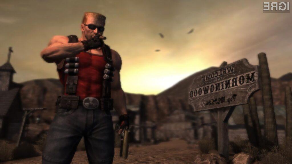 """Gearbox Software oznanil izid igre """"Duke Nukem Forever""""!"""