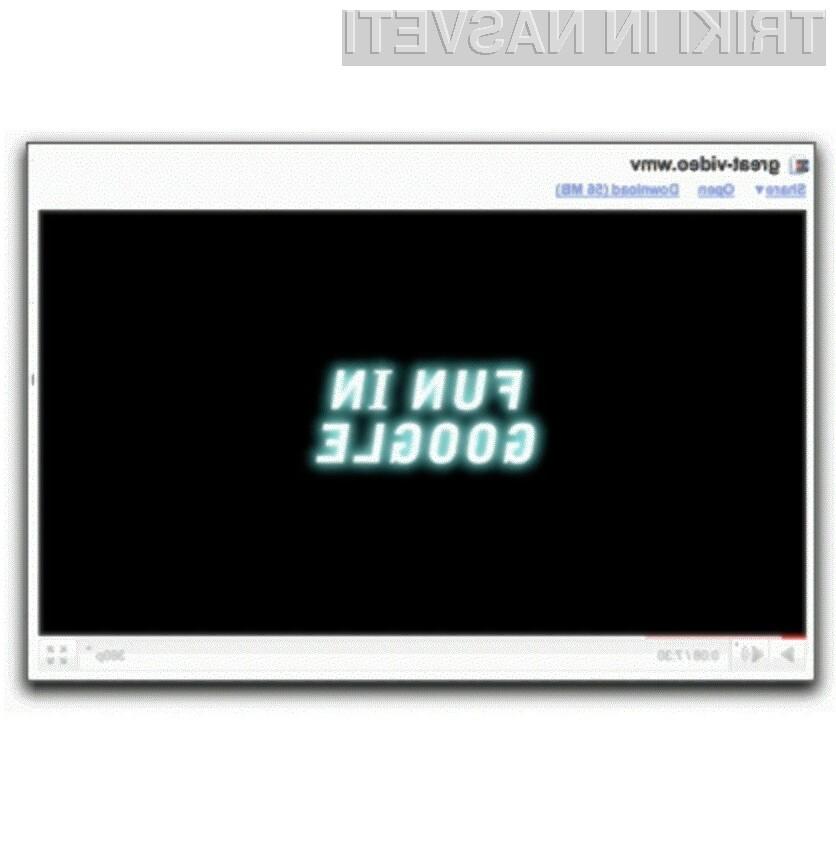 Nova storitev je med uporabniki spletnega pisarniškega paketa Google Docs postala takoj priljubljena!