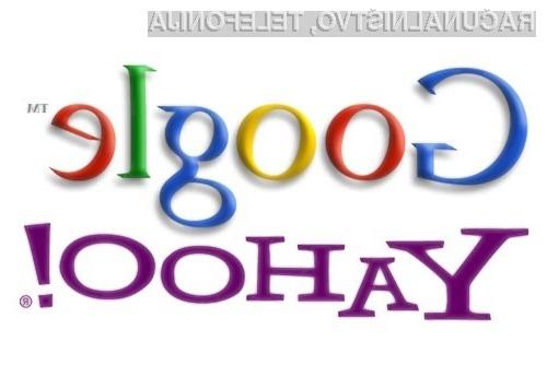 Kako sta nastala Google in Yahoo