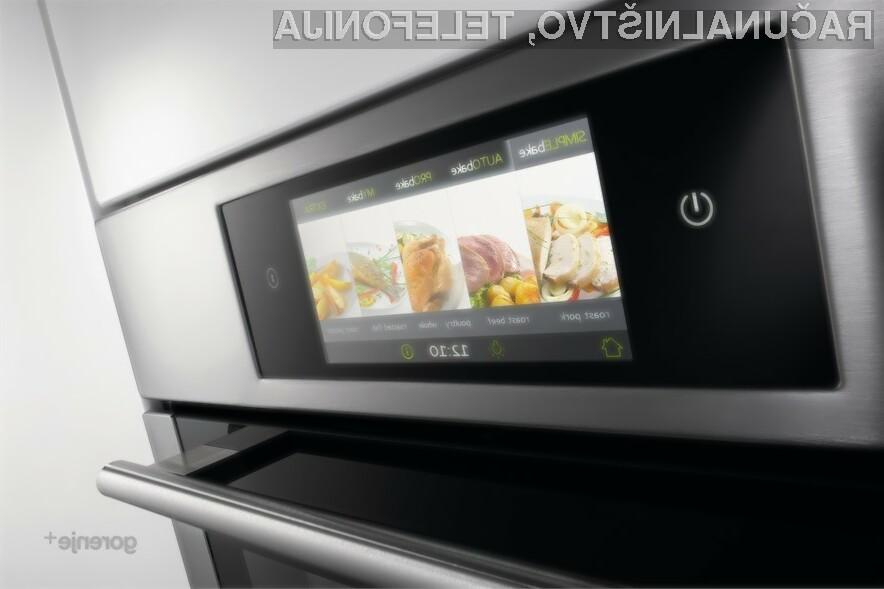 Gorenje s svojimi napravami Gorenje + prinaša svež dizajn in napredno tehnologijo v segment gospodinjskih aparatov za moderno kuhinjo.