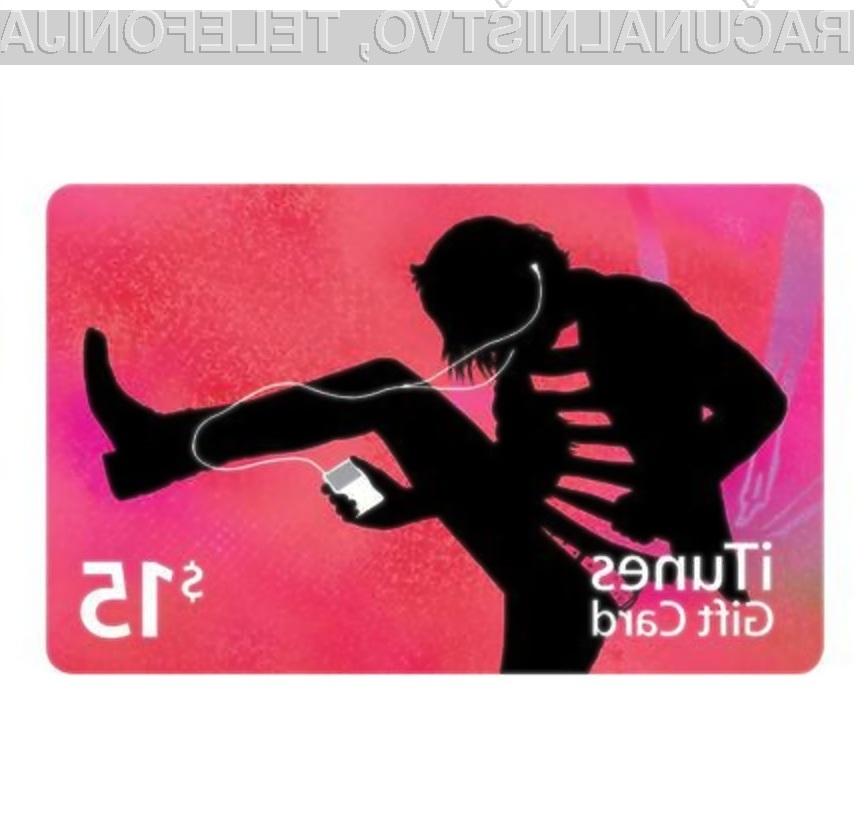 Vsem uporabnikom spletne prodajalne Apple iTunes svetujemo zamenjavo gesla!