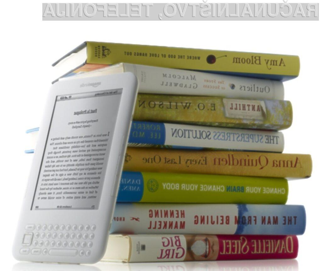 Tiskana knjiga ali elektronska knjiga? To je zdaj vprašanje!