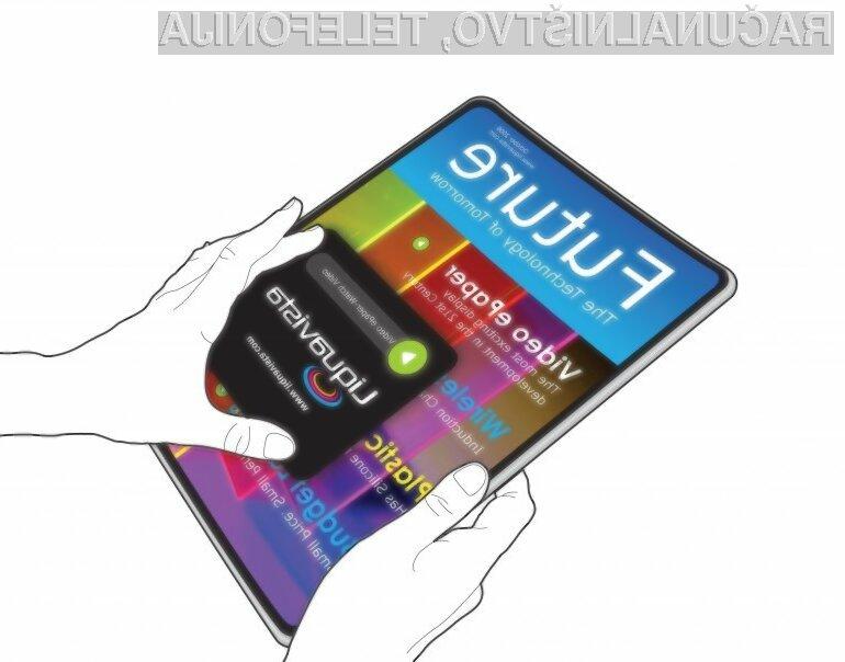 Liquavista, ki je bila nekoč del Philipsa, je prihodnost na področju zaslonov, ki jo prevzema Samsung.