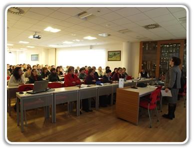 SAOP-jevega srečanja v Ljubljani se je udeležilo prek 80 vrtcev