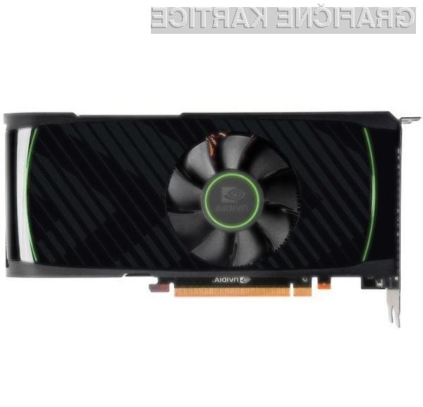 Grafična kartica GeForce GTX 560 Ti se bo zagotovo prodajala za med!
