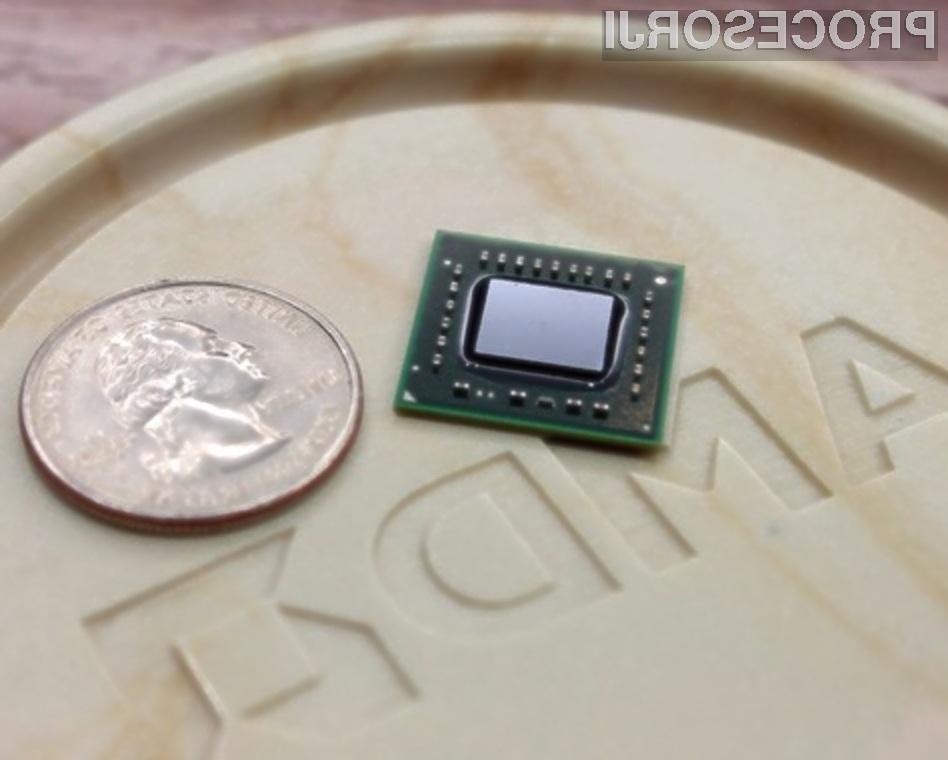 Bo podjetje AMD uspelo prehiteti konkurenčni Intel na področju procesorjev z vgrajeno grafiko?