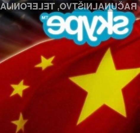 Kitajska vlada je s prepovedjo spletne telefonije dejansko zaščitila monopol obeh paradržavnih podjetij.