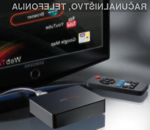 Zakaj bi uporabljali televizor in računalnik posamično?