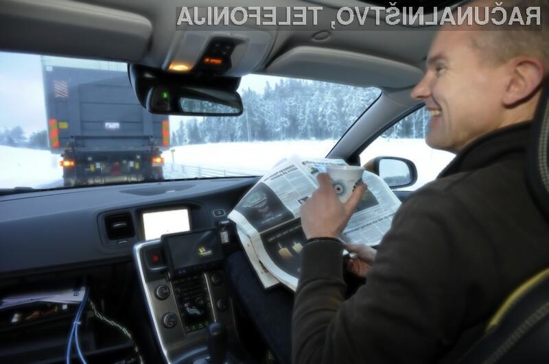 Bi povsem zaupali samodejno vozečemu avtomobilu?