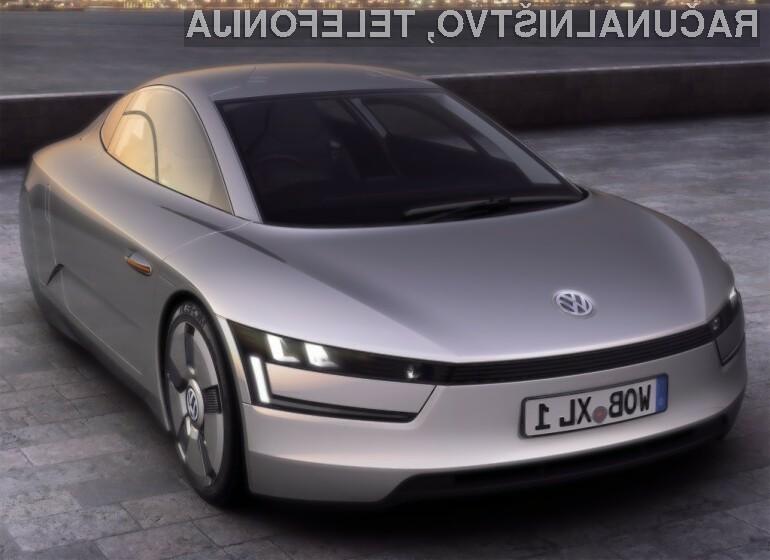 Inženirji podjetja Volkswagen so dokazali, da se z obstoječo tehnologijo da izdelati izjemno varčno vozilo.