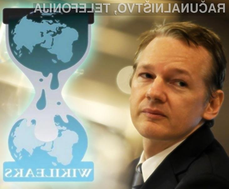 Spletno stran WikiLeaks in njenega ustanovitelja Juliana Assanga napadajo iz vseh koncev in krajev.