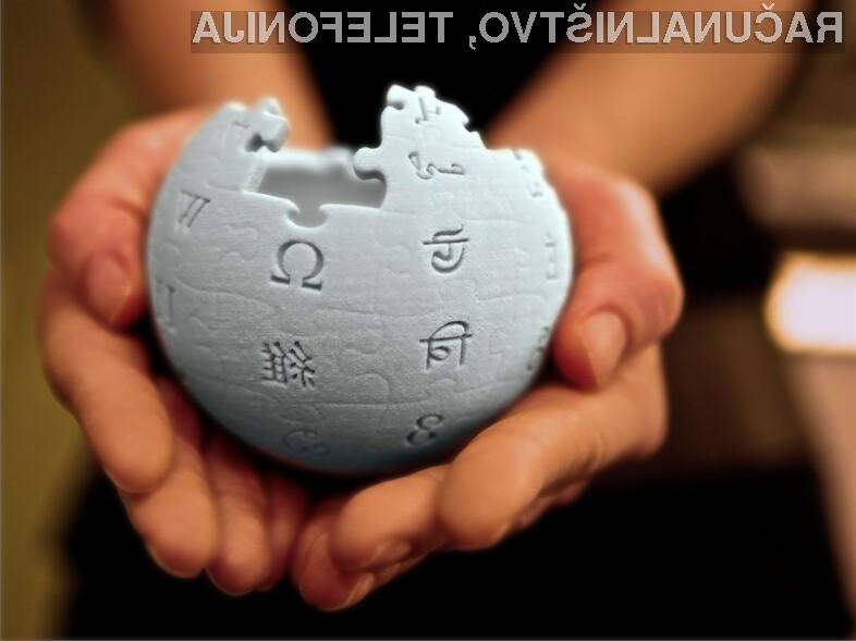 Obstoj brezplačne enciklopedije Wikipedia je v zelo veliki meri odvisen od dobrodelnosti uporabnikov svojih storitev.