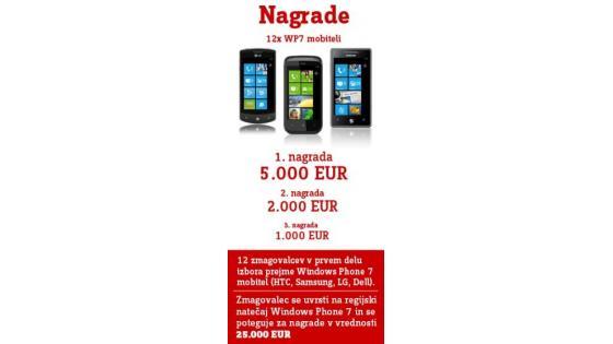Natečaj M:Windows Phone 7