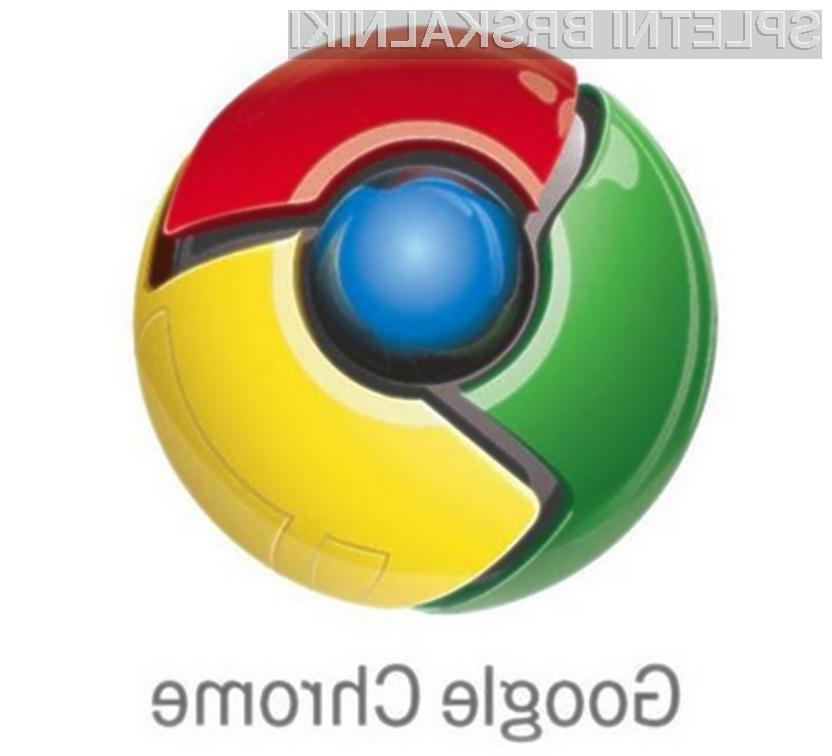 Spletni brskalnik Google Chrome 10 navdušuje v vseh pogledih!