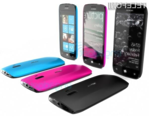 Prve konceptne slike Nokiinega mobilnika z operacijskim sistemom Windows Phone 7
