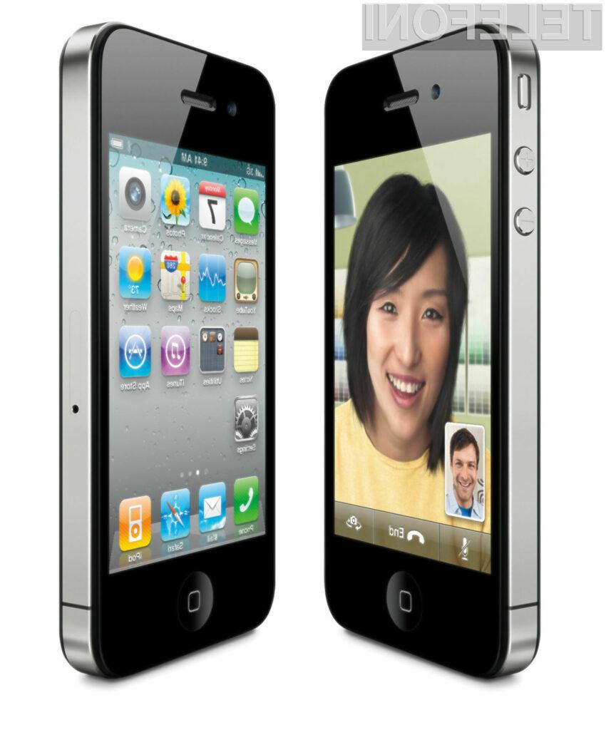 Mobilnik iPhone 4 je dobil pomembno priznanje.
