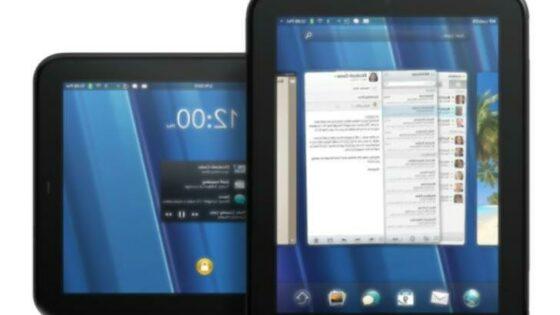 TouchPad prinaša kakovost v svet tabličnih računalnikov.