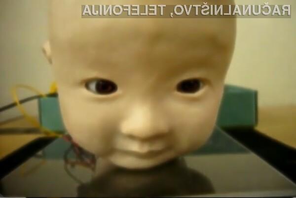 Kot del JST Erato Asada projekta, ki si prizadeva za uresničitev razvoja človeške inteligence z uporabo robotike, so Japonski znanstveniki razvili novo robotsko platformo Affetto.