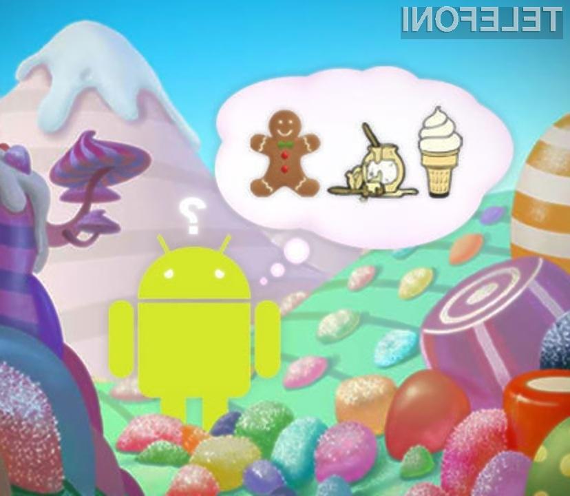 Mobilni operacijski sistem Android 2.4 bo zagotovo razveselil celo najzahtevnejše uporabnike.