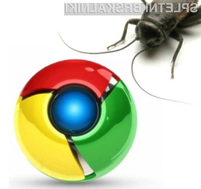 Google povsem zaupa v varnost svojega najnovejšega spletnega brskalnika Chrome 9.