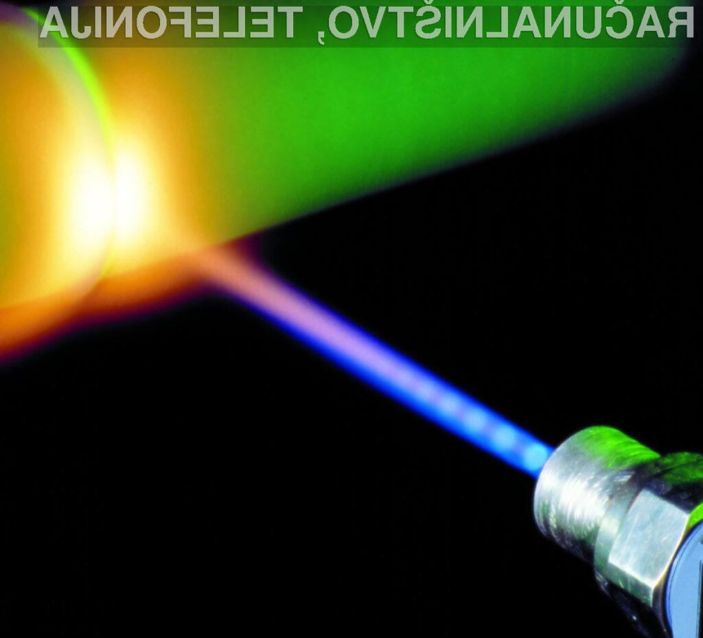 Raziskovalcem iz Yalske univerze je kot prvim uspelo izdelati napravo za absorpcijo laserja.