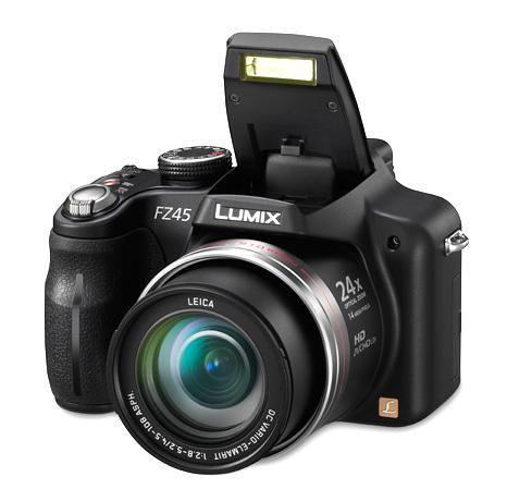 AKCIJA! vrhunski  fotoaparat Panasonic DMC-FZ45