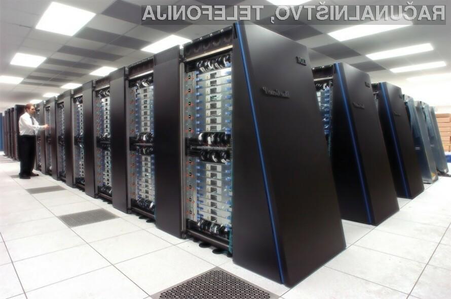 Pri IBM-u pravijo, da bo nov superračunalnik eden izmed najhitrejših na svetu in energetsko najučinkovitejši.