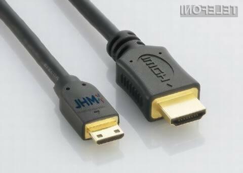 MHL: Nov mobilni standard za prenos podatkov