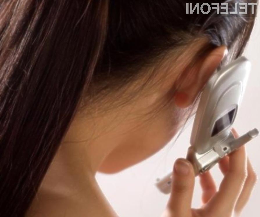 Verjamete, da lahko dolgotrajna uporaba mobilnih telefonov povzroči rakava obolenja?