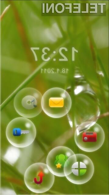 Nokia Bubbles - zabavni mehurčki na zaslonu vašega telefona